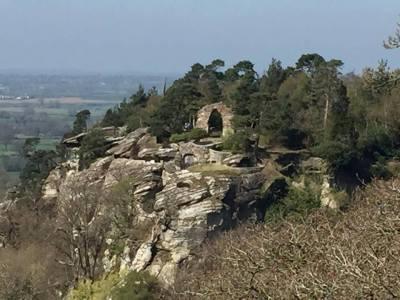Hawkstone Park, Shropshire