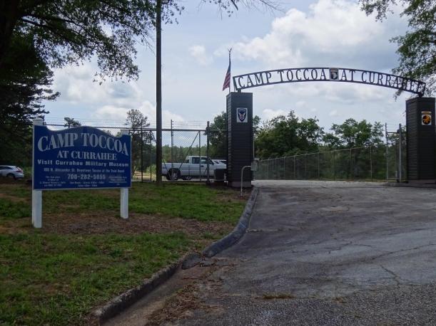 Camp Toccoa at Currahee